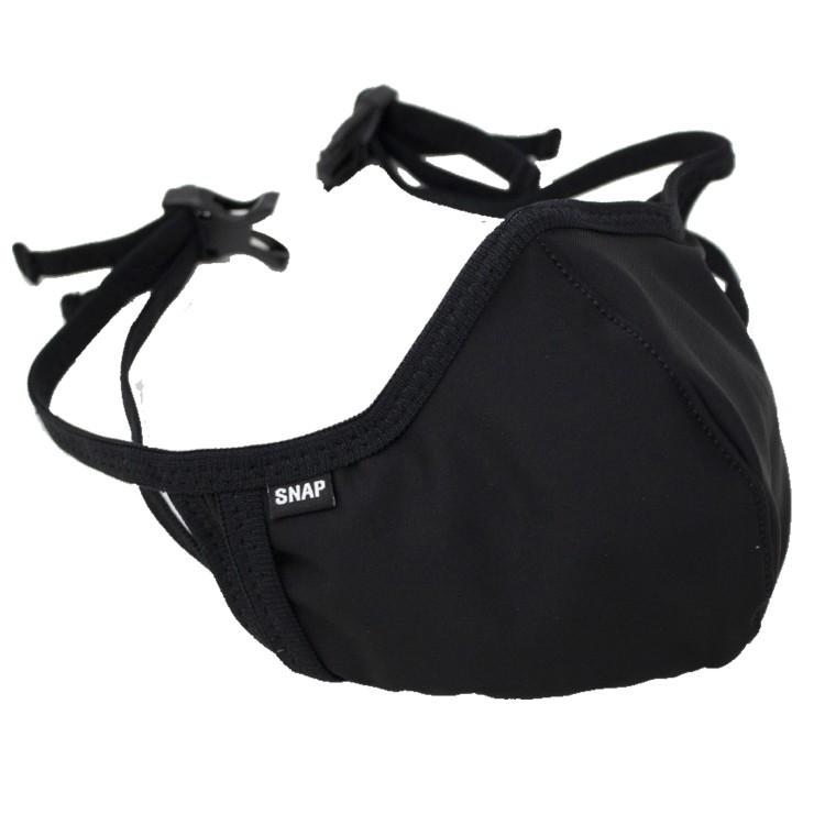 SNAPGEARマスク ブラックS/Mサイズ